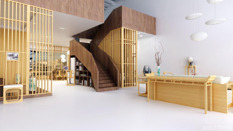 长沙办公室室内设计