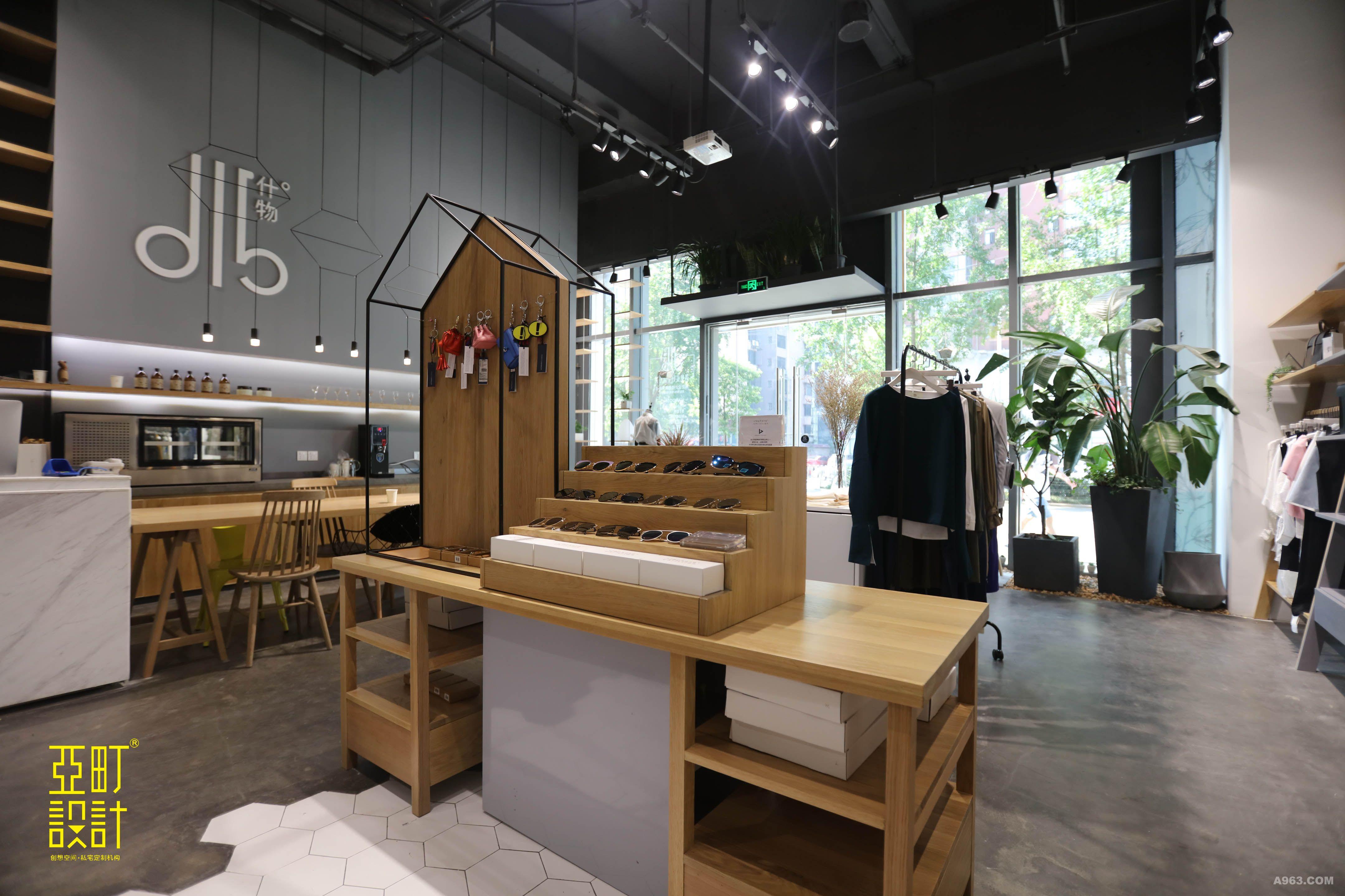 长沙d15设计师品牌服装店